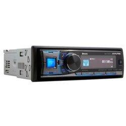 CDA-137BTI200 Watts 4 Bluetooth Ready Entrée auxiliaire en façade Telecommande Port USB 2.0 Façade détachable CDA-137BTI