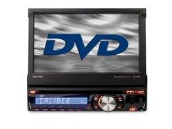 """RDD-571BT4 Bluetooth Ready Lecteur de carte MMC/SD 300 Watts Port USB Ecran tactile 7"""" Station Multimedia Entrée auxiliaire Audio/Vidéo Lecteur DVD Lecteur Jpeg RDD571BT"""