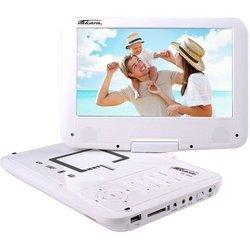 Vr149 - Blancportable Port USB CD-R CD-RW CD Audio JPEG, MP3 Lecteur cartes mémoire 9 pouces DivX