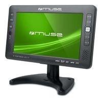 M235 TVPort USB MP3 JPEG, MP3 Avec telecommande 9 pouces DivX MPEG4