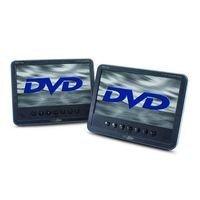 MPD 278CD Double écran MPEG4 JPEG, MP3 DVD VCD Avec telecommande 7 pouces