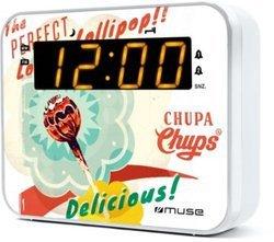 M-165 - Chupa ChupsFM Radio reveil 13 cm 4.1 cm 10,5 cm