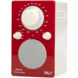 PAL BT - RougeAM-FM Bluetooth 159 mm 99 mm 94 mm 0,87 kg