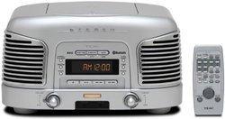 SDD930S - ArgentMP3 CD AM-FM avec port USB Bluetooth 340 mm 230 mm 190 mm 5.1 kg