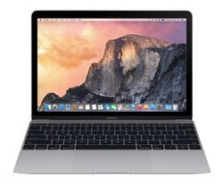 MacBook 12'' Gris Sideral 256Go (MJY32F/A)8 Go 256 Go 11,6 pouces Core M MacBook Core M 1,1Ghz