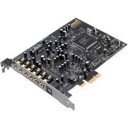 Sound Blaster Audigy RX 7.124 bits / 96 KHz Dolby Digital 7.1 Dolby Digital EX DTS PCI-E