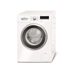 WAN 28220 FF - Blancchargement frontal 1400 trs/mn Classe A Classe B 5 à 6 kg blanc 8 kg Classe A+++ 55 litres 55 dB avec  Anti-mousse, limiteur de température et sécurité enfant