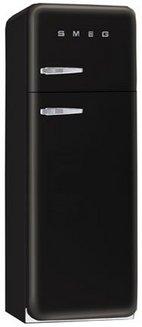 FAB 30 RNE / NES (noir)pose libre Classe  A congélateur en haut 68 litres noir 242 litres