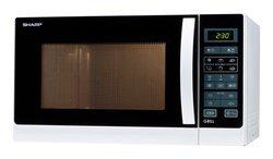 R 742 WWmicro-ondes + grill à commande électronique 900 Watts avec plateau tournant avec porte à ouverture latérale Non 25 litres avec affichage digital peinte 1000 Watts 31,5 cm 11 niveaux de puissance