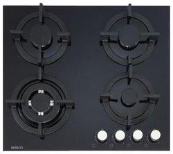 détaillant en ligne c5a4c 0099b Table de cuisson Beko HISW 64222 S pas cher / Prix | Clubic
