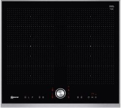 T 66 TT 60 N 0 noir 4 foyers induction verre avec témoin de chaleur résiduelle avec verrouillage des commandes encastrable avec détection casserole avec sécurité anti-surchauffe avec sécurité anti-débordement avec arrêt automatique avec détection petits ustensiles 4 boosters inox avec 4 minuteries coupe-courant avec signal sonore fin de cuisson avec fonction maintien au chaud 61 cm
