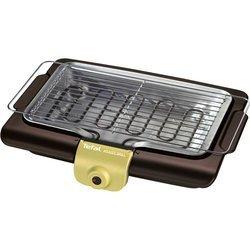 Adjust Grill BG 120912de table 2100 Watts avec bac de récupération des jus amovible avec thermostat réglable