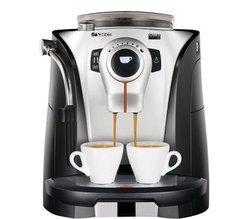Odea Go RI 9752/01inox et noir expresso 15 Bars 2 tasses avec broyeur à café 1,5 litres 1300 Watts
