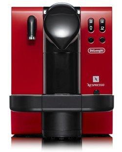 cafeti re delonghi lattissima en 660 rouge pas cher prix clubic. Black Bedroom Furniture Sets. Home Design Ideas