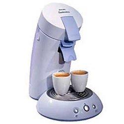 Senseo HD 7810/31violet sans broyeur à café 2 tasses à dosette 0,75 litres 1450 Watts 1,5 Bars