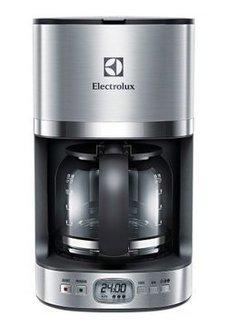 EKF 7500 Inoxinox filtre 15 tasses 1,5 litres avec arrêt automatique avec système anti-goutte 1080 Watts