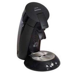 Senseo HD 7810/61 Noir Intensenoir sans broyeur à café à dosette 6 tasses 0,75 litres 1450 Watts 1,5 Bars Senseo
