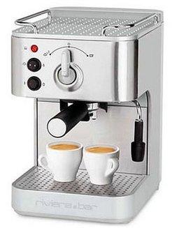 CE 320 Asans broyeur à café expresso 2 tasses 19 Bars 1,5 litres