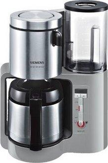 TC 86505 gris filtre 12 tasses 1 litre 1100 Watts avec système anti-goutte