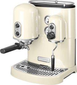 5 KES 2102 EAC Artisa - Cremecrème expresso 15 Bars 15 tasses 2 litres café moulu 1300 Watts avec réservoir amovible