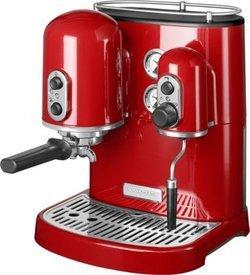 5 KES 2102 EER Artisa - Rougerouge expresso 15 Bars 15 tasses 2 litres café moulu 1300 Watts avec réservoir amovible