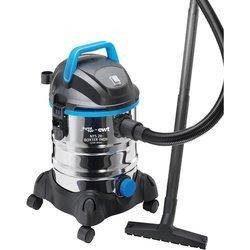 NTS 20 Boxtergris et bleu cuve eau et poussière 17 kPa 20 litres 1250 Watts avec fonction souffleur 55 dm³/s