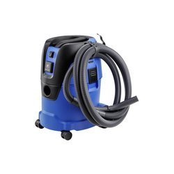 Aero 26 21 noir bleu cuve eau et poussière 21 kPa 60 dm³/s 25 litres 1000 Watts 64 2,4 Volts