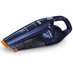 Rapido ZB 5106 B à main rechargeable sans sac 0,50 litre 7,2 Volts avec technologie cyclonique bleu profond filtre moteur 11 minutes