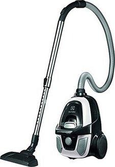 Z 9930 EL sans sac traineau avec variateur de puissance 78 dB avec tube télescopique 800 Watts Classe A avec brosse sol dur 1,1 litre