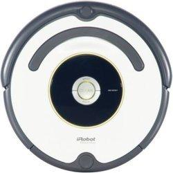 Roomba 621gris et noir robot autonome 0,50 litre 62 dB avec détecteur vide avec détecteur obstacle avec affichage LED avec réservoir amovible avec détecteur poussière 2 heures