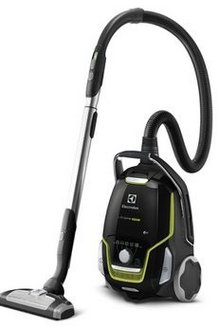 Zuogreen Ultraonetraineau avec sac avec variateur de puissance avec tube télescopique avec témoin de remplissage du sac 66 dB 800 Watts 5 litres Brosse combinée sols durs/moquette.