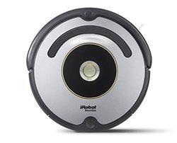 Roomba 615 30 Watts robot autonome filtre HEPA 0,70 litre Brosse combinée sols durs/moquette. 61 dB