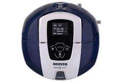 RBC 030robot autonome filtre HEPA 0,50 litre 60 minutes 60 dB avec télécommande programmable microfiltre sans fil