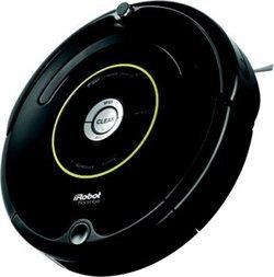 Roomba 651noir robot autonome 90 minutes 72 dB 5 litres avec détecteur vide avec détecteur obstacle avec réservoir amovible avec détecteur poussière