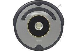 Roomba 631gris robot autonome 70 dB 90 minutes 0,50 litre avec poignée de transport microfiltre avec détecteur vide avec détecteur obstacle