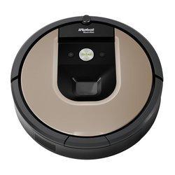 Roomba 966 robot autonome 0,60 litre programmable avec détecteur vide avec détecteur obstacle avec murs virtuels 75 minutes avec retour à la base de chargement