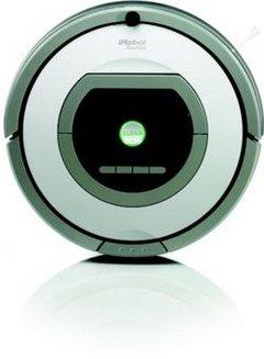 Roomba 776robot autonome 0,50 litre filtre HEPA 10 60 minutes 60 dB avec détecteur obstacle