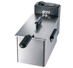FR 2404amovible avec thermostat réglable rectangulaire métal 2200 Watts 3,3 litres
