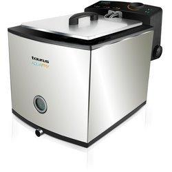 Aquafry 972913noir et silver 2000 Watts 1 kg avec système eau-huile