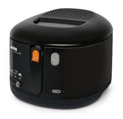 FF 160800 noir 1,2 kg 2,1 litres 1900 Watts avec thermostat réglable avec témoin lumineux