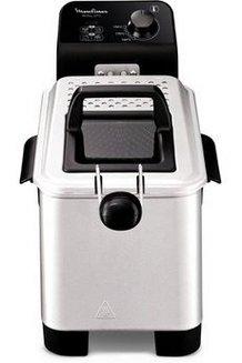 AM 338070 1,2 kg amovible avec thermostat réglable rectangulaire avec zone froide 3 litres semi-professionnelle avec hublot de contrôle anti-odeur Anti-graisse avec couvercle filtrant avec poignée monte et baisse