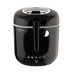 AM 480870noir 1800 Watts amovible avec thermostat réglable ovale 3,3 litres 2 kg avec éléments amovibles compatibles au lave-vaisselle anti-odeur Avec voyant lumineux cuve avec revêtement antiadhésif