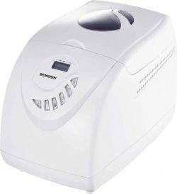 3990blanc Machine à pain 12 programmes 1000 grammes 600 Watts