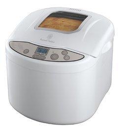 18036-56blanc Machine à pain 12 programmes avec fonction confiture avec fonction maintien au chaud avec signal sonore fin de cuisson avec hublot de contrôle avec écran LCD 660 Watts avec température variable