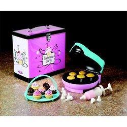 Retro Series FC 620 1300 Watts machine à cupcakes rose et bleu