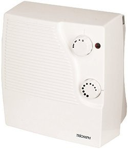 ETF 1536 2000 Watts avec thermostat réglable avec protection anti-surchauffe