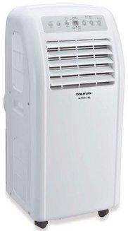 AC 205 RVKT 350 m³/heure Classe A télécommande minuteur 55 dB 3 vitesses monobloc mobile avec fonction de chauffage avec fonction déshumidification