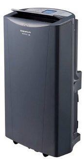 AC 350 RVKT Classe A avec roulettes télécommande minuteur monobloc mobile 65 dB avec affichage LCD avec fonction de chauffage avec fonction déshumidification 35 m² avec fonction ventilateur 435 m³/heure