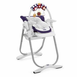 Chaise haute chicco polly magic purple rain pas cher prix clubic - Housse de chaise haute chicco polly magic ...