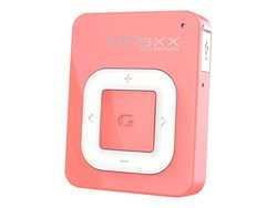 Mpaxx 942 4Go - Coral USB 2.0 batterie 4 Go baladeur audio MP3 WMA Jack 3.5 25,0 g Coral